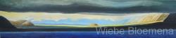 Blik over het Dingveldenmeer
