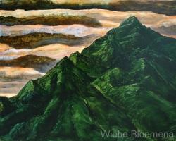 Nacht op de kale berg