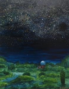 De duisternis rond cluster B